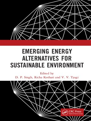 cover image of Emerging Energy Alternatives for Sustainable Environment